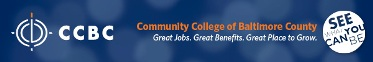 Click here to access Community College of Baltimore County jobs with Casino Careers