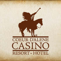 Click here to access Coeur d'Alene Casino Resort Hotel   jobs with Casino Careers