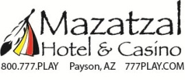 Click here to access Mazatzal Hotel & Casino  jobs with Casino Careers